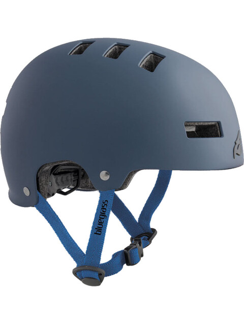 bluegrass Super Bold Dirt-Helmet petrol blue